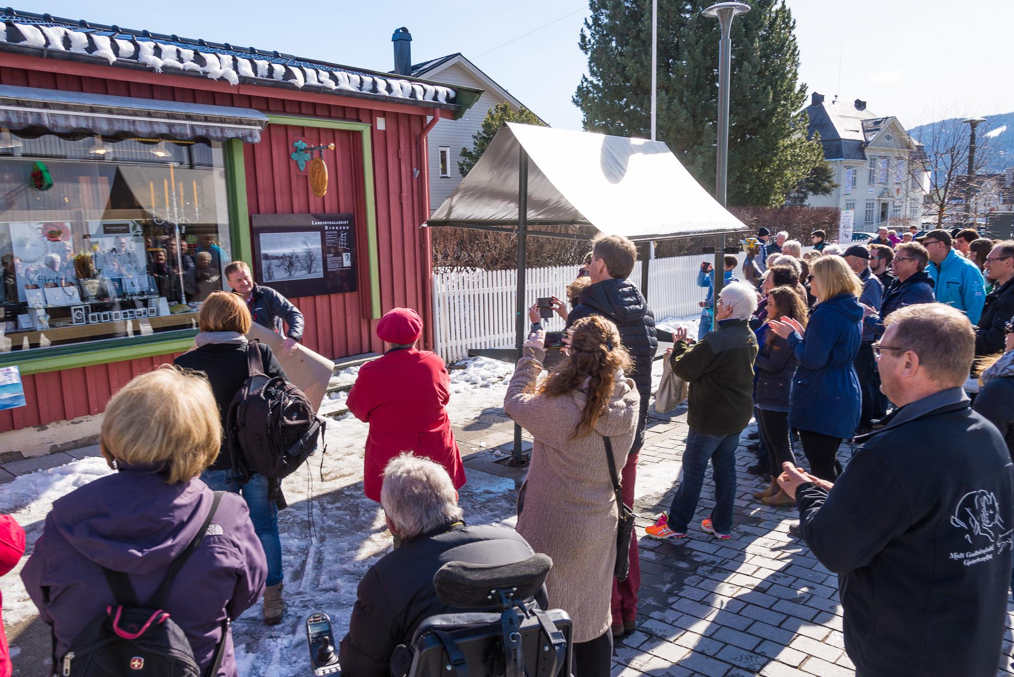 Åpning av landsbygalleriet ringebu foto Tor Ivan Boine_20150328_5850
