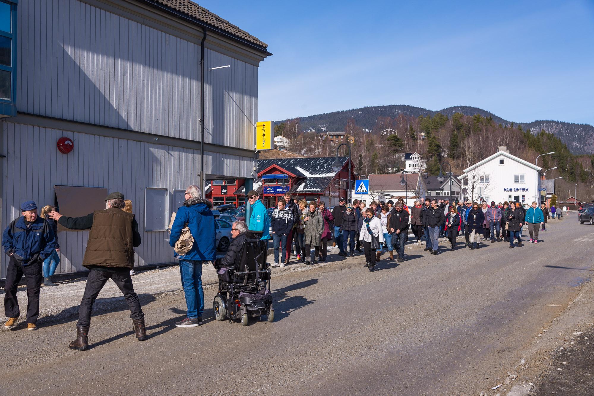 Åpning av landsbygalleriet ringebu foto Tor Ivan Boine_20150328_5943